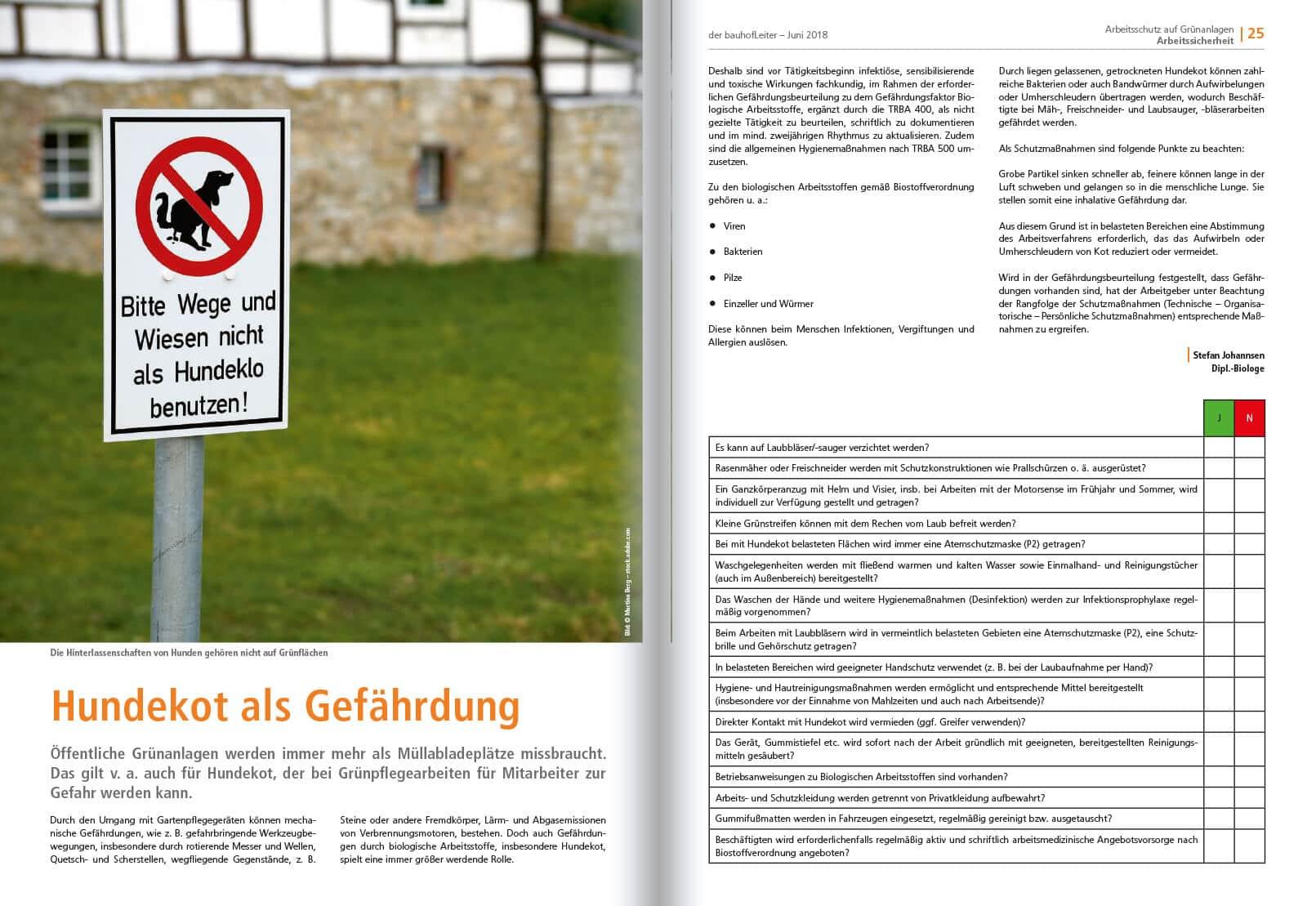 2018-04 Arbeitsschutz auf Grünanlagen