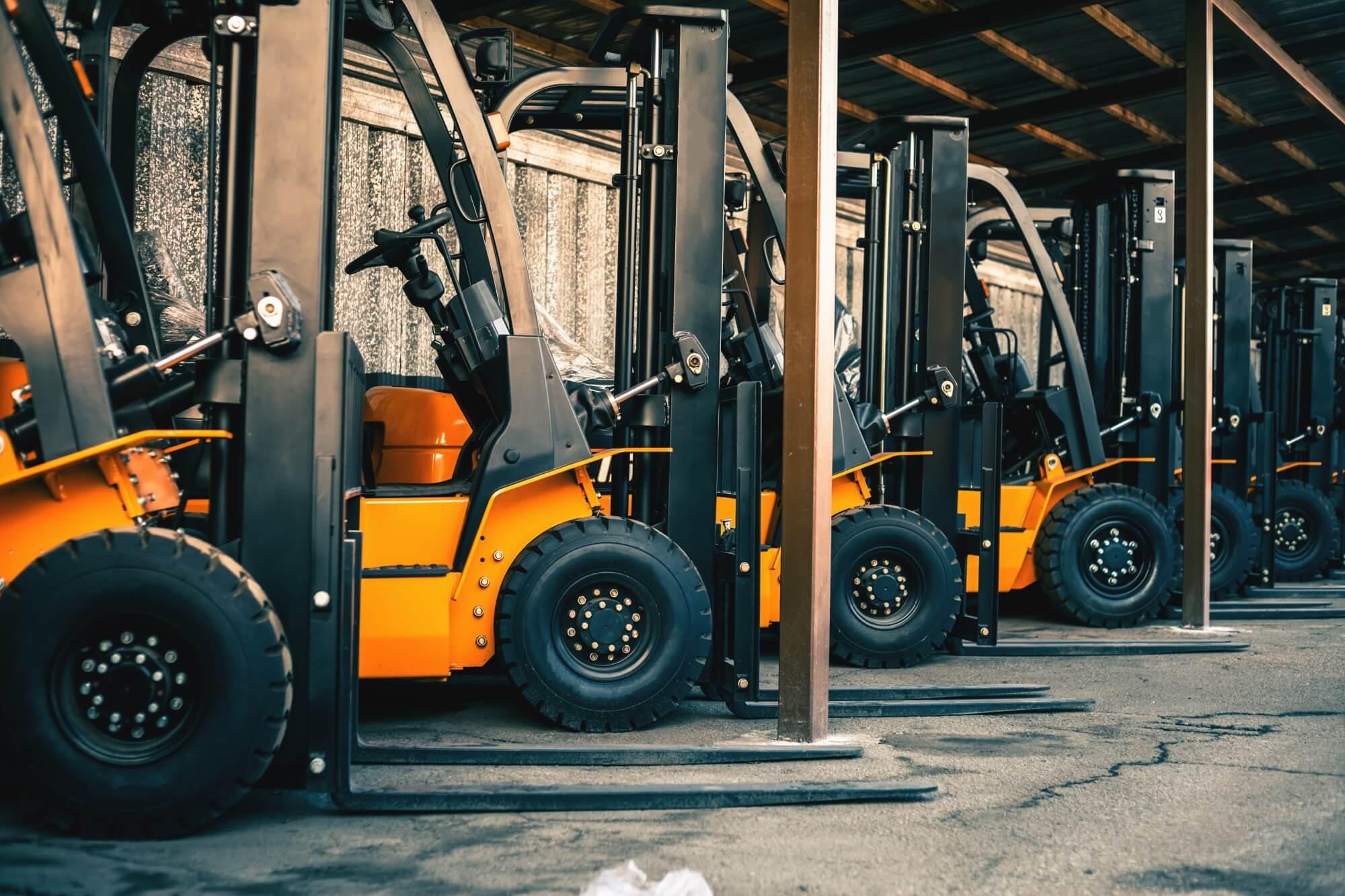 Unterweisungen bei Machinen – Beförderungsscheine