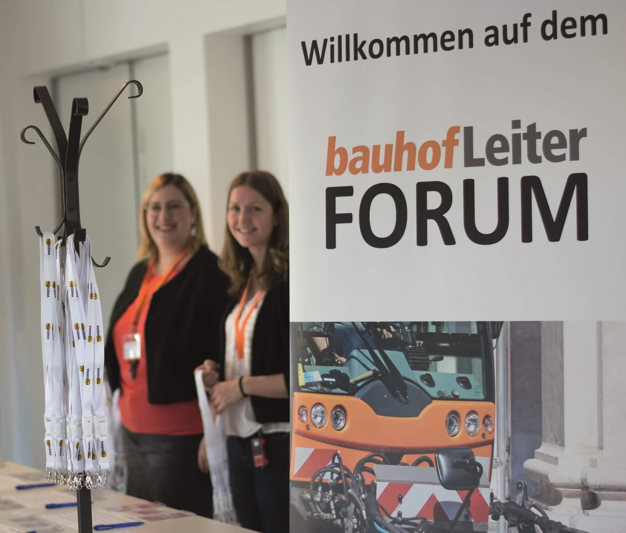 Nachbericht bauhofLeiter FORUM 2019 – Der Branchentreff in Blaubeuren