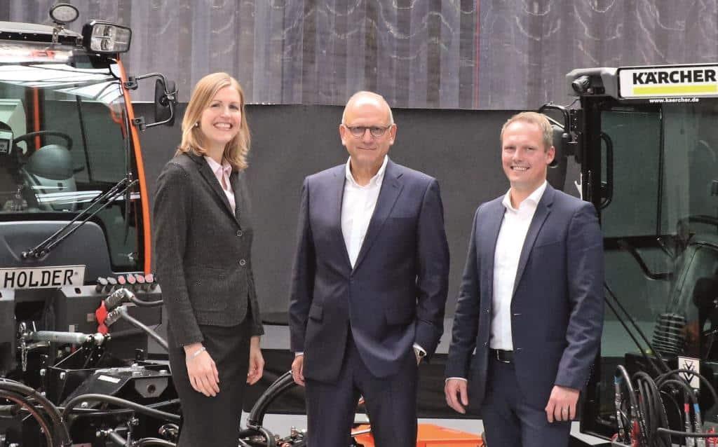 Kärcher Gruppe übernimmt Max Holder GmbH
