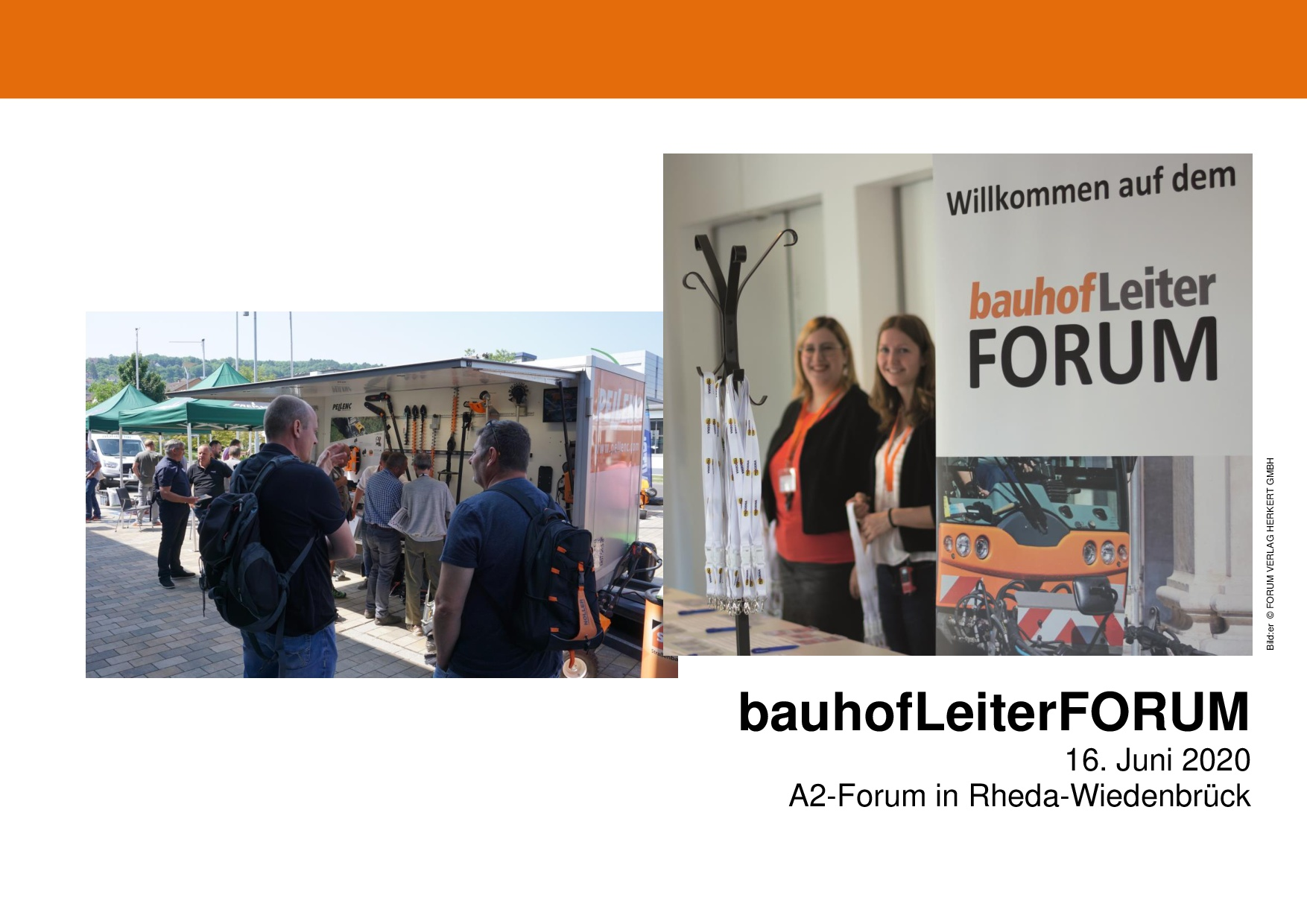 Mediadaten bhl-FORUM 2020