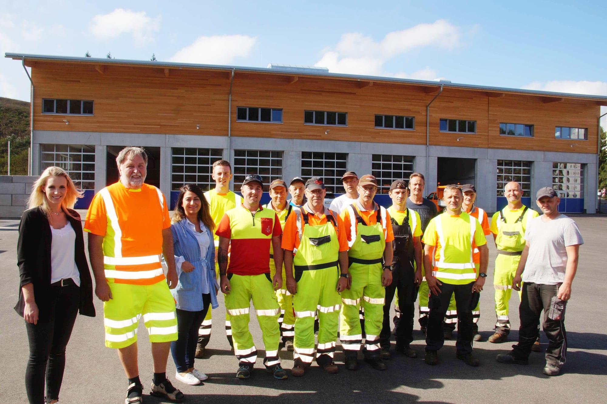 Neubau in  Furtwangen – Ein voller Erfolg