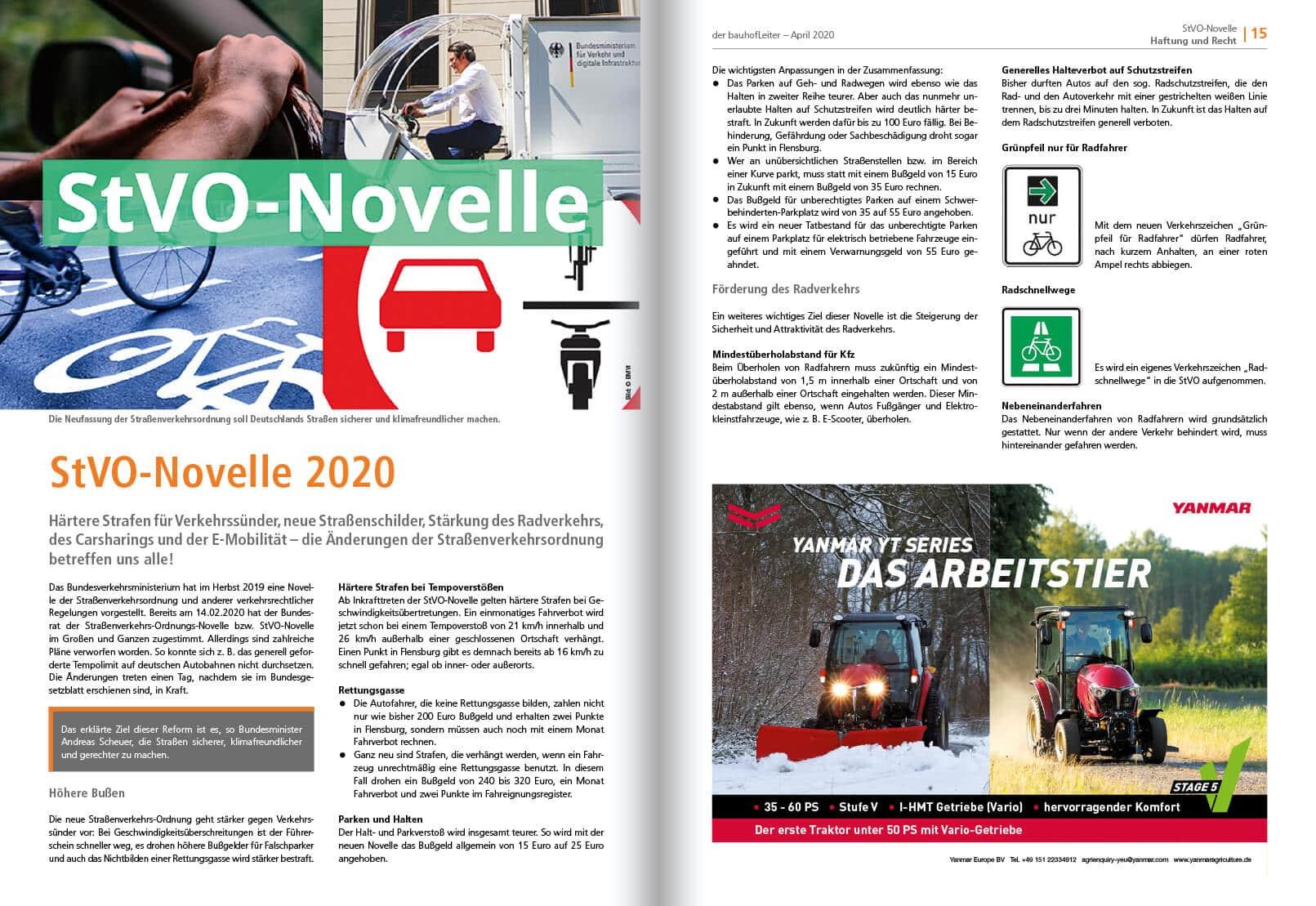 2020-04 StvO-Novelle 1