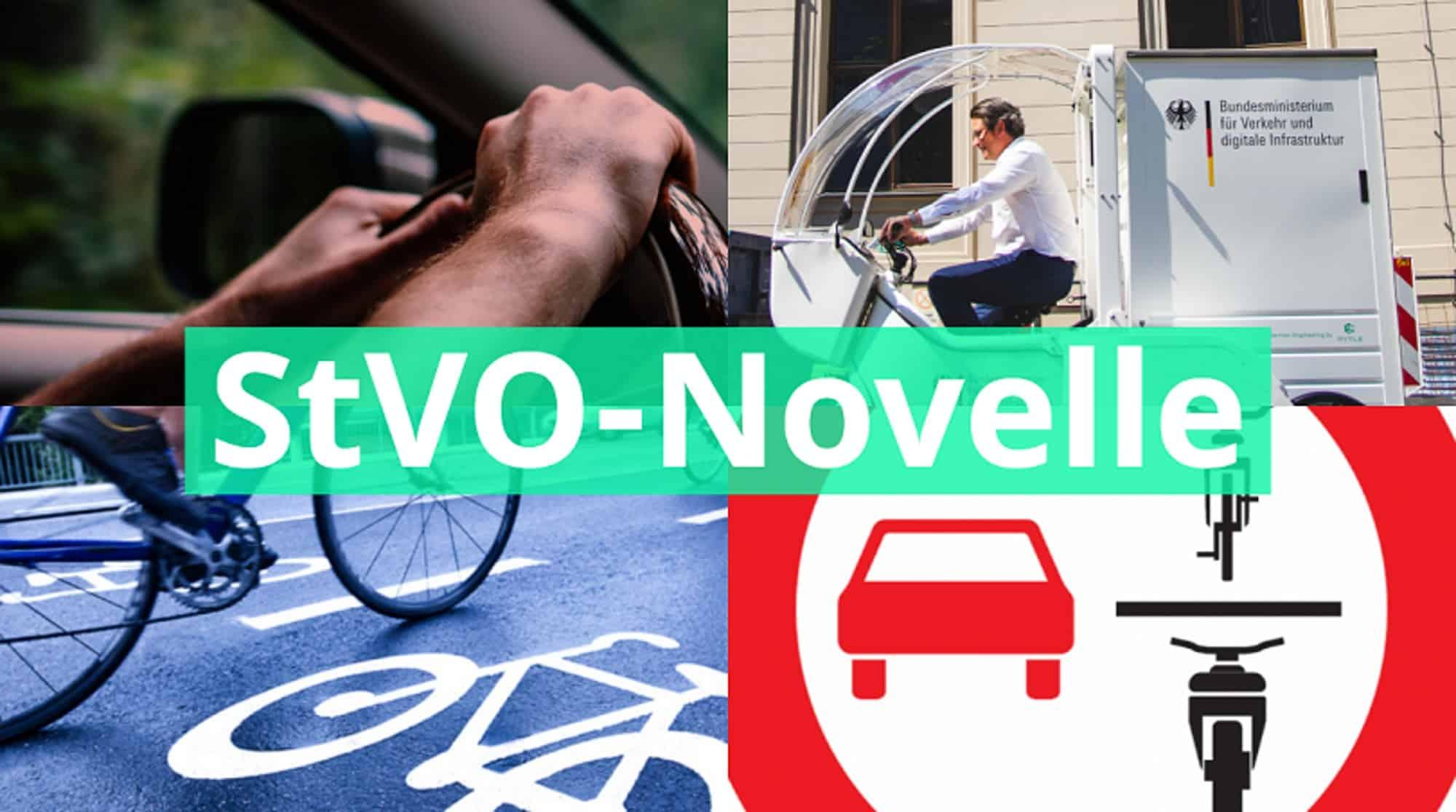 StVO-Novelle 2020 – Wichtige Änderungen