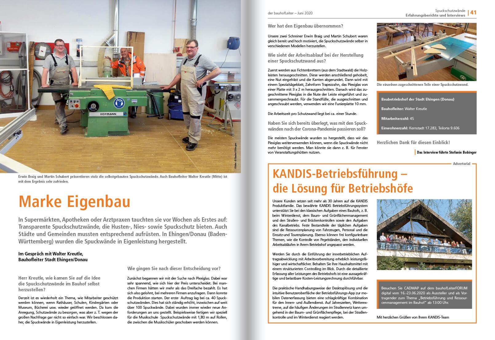 2020-06 Marke Eigenbau