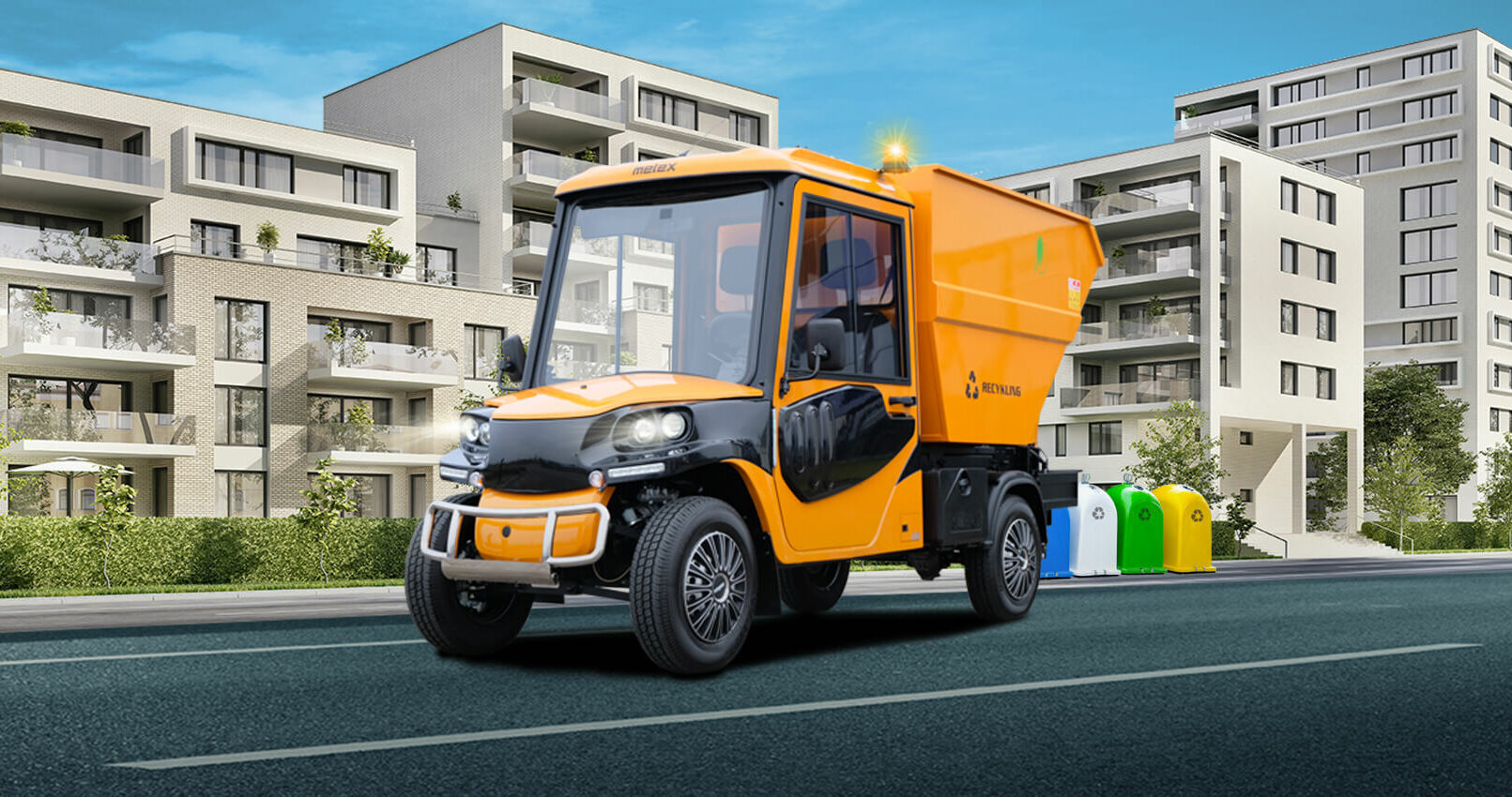 Melex Cargo 391.1 Recycle