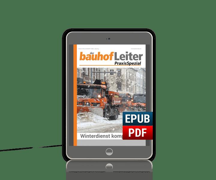 bauhofleiter PraxisSpezial Winterdienst kompakt