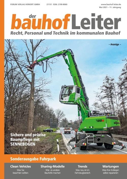 Ausgabe Mai 2021<br>Fuhrpark